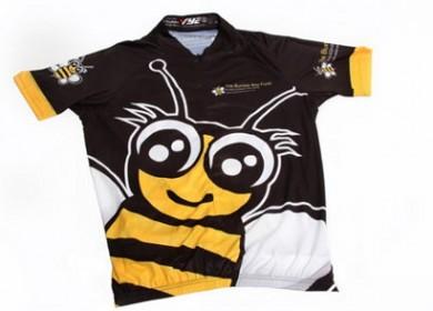 bumble-bee-adults-cycling-shirt