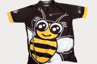 bumble-bee-kids-cycling-shirt